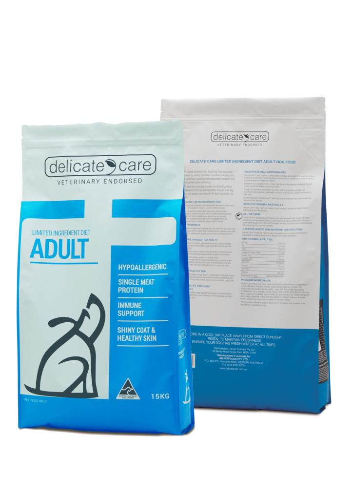 DelCare 15Kg DOG Animal Health Product