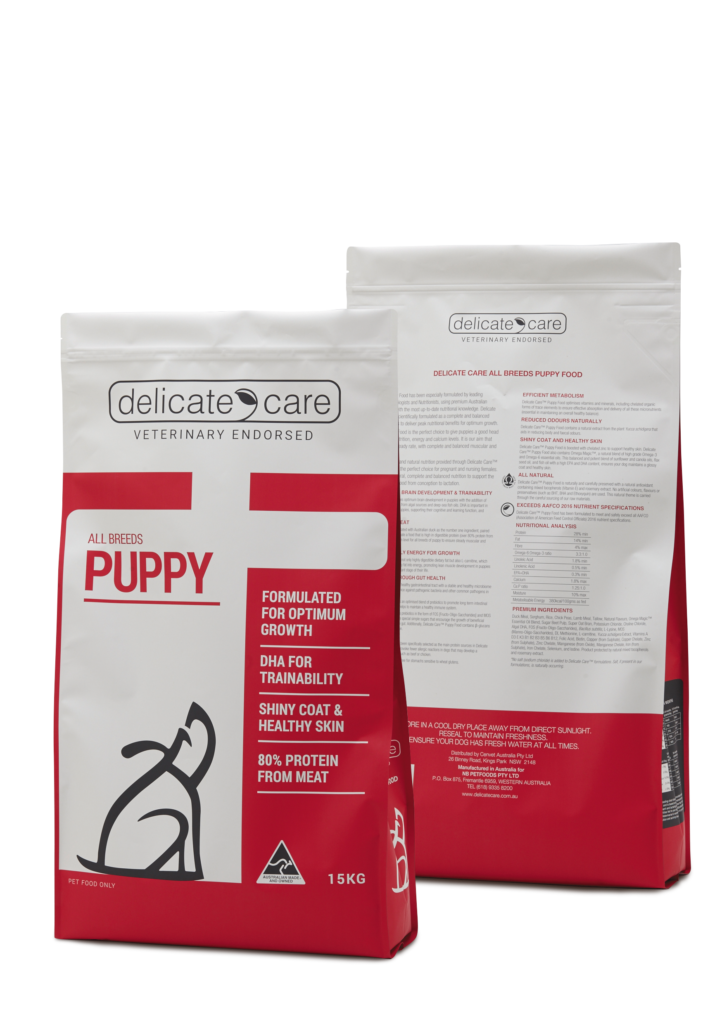 DelCare 15Kg Puppy All Breeds Animal Health Product