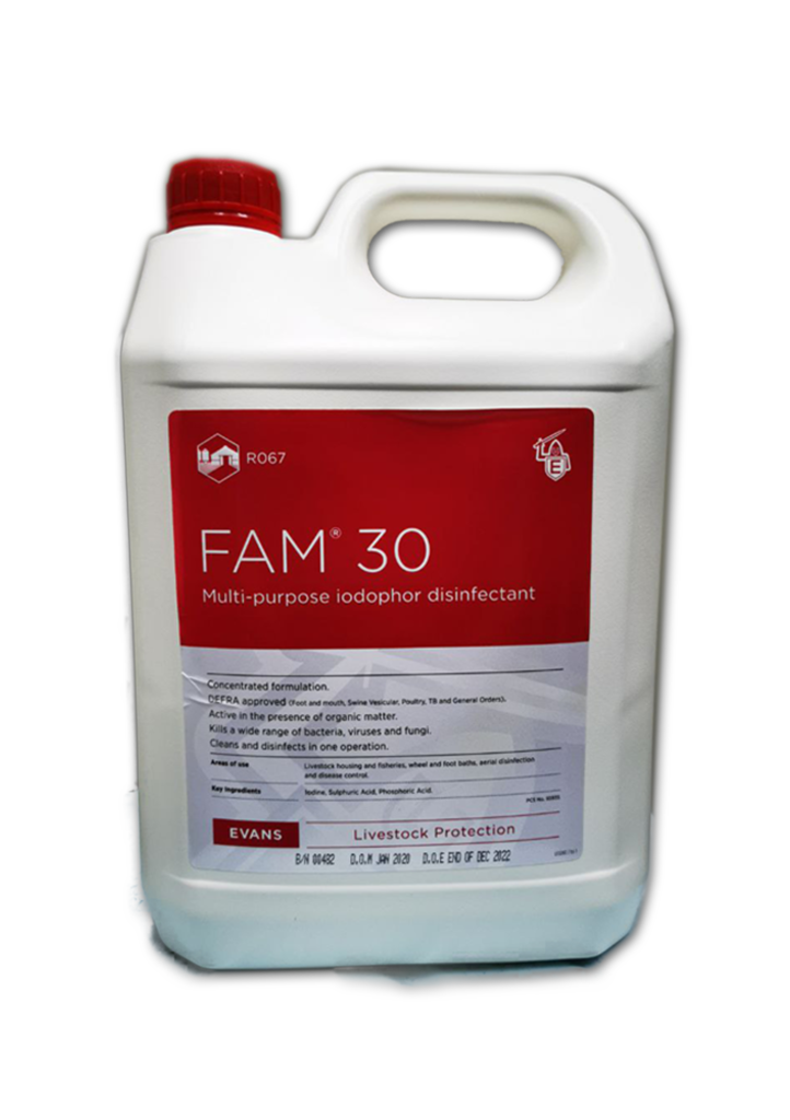 fam30 Farm Biosecurity Animal Health Product