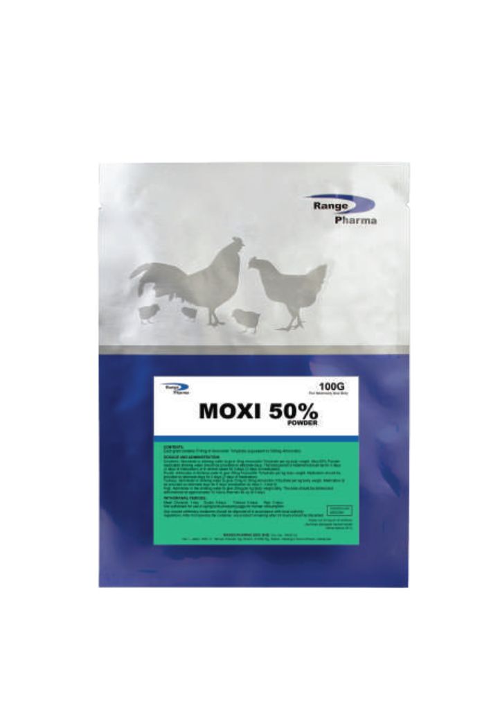 moxi 50% Farm Biosecurity Animal Health Product