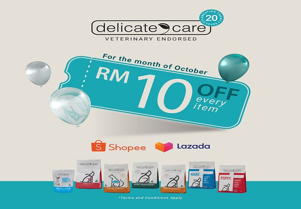 delicate care october discount